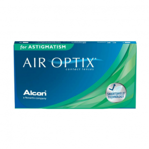 AIR OPTIX® para Astigmatismo