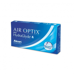 Air Optix Plus Hydraglyde 6 unidades