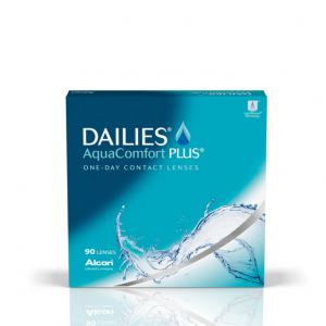 DAILIES® AQUACOMFORT PLUS® 90