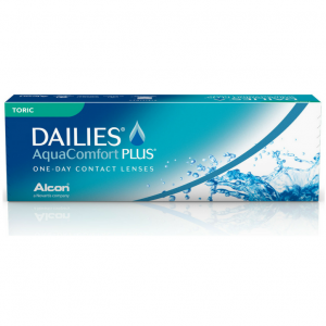 DAILIES® AQUACOMFORT PLUS® TORIC 30