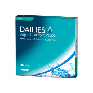 DAILIES® AQUACOMFORT PLUS® TORIC 90 (1)