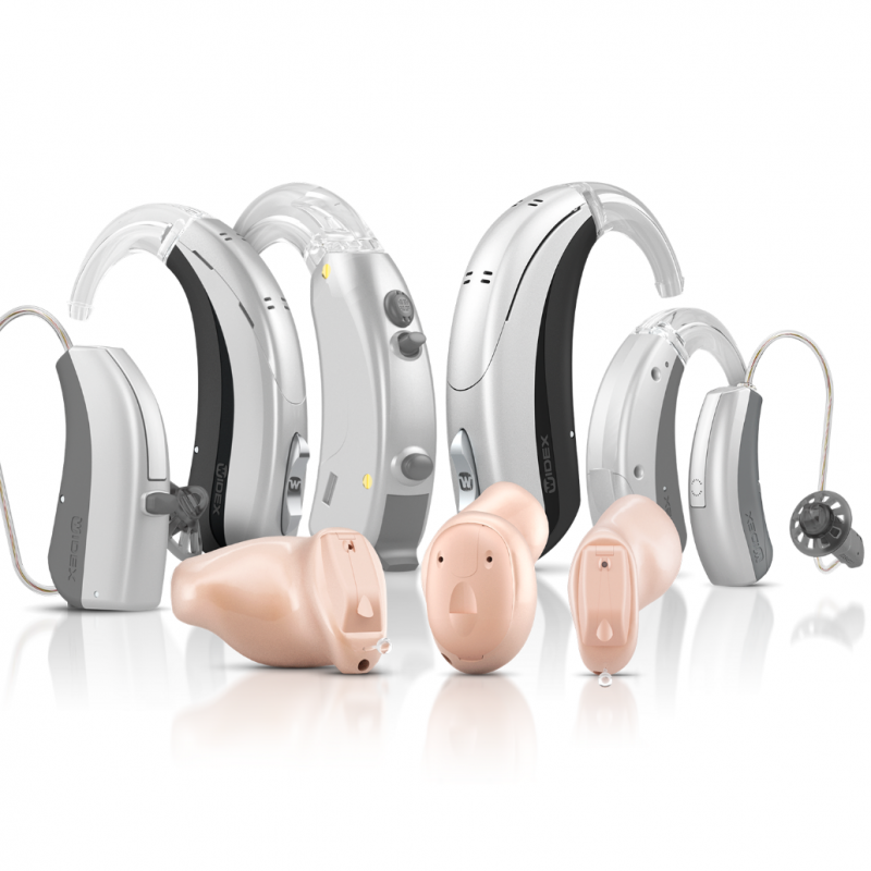 29b2b3b0e WIDEX EVOKE es el único audífono realmente inteligente del mundo.